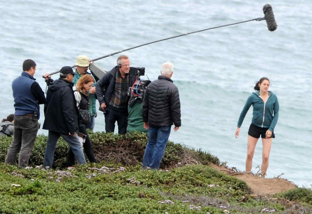 Shailene Woodley on the Set of Big Little Lies in California 05/25/2016-4
