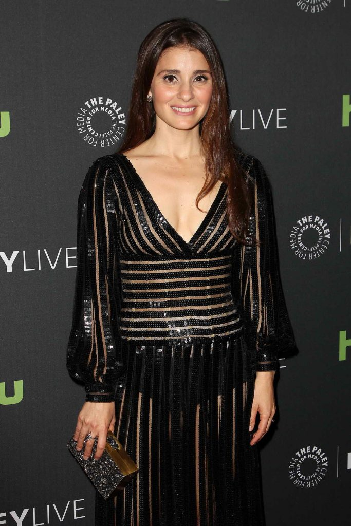 Shiri Appleby Attends the Paley Center in New York for Media Presents PaleyLive: UnREAL 05/23/2016-2