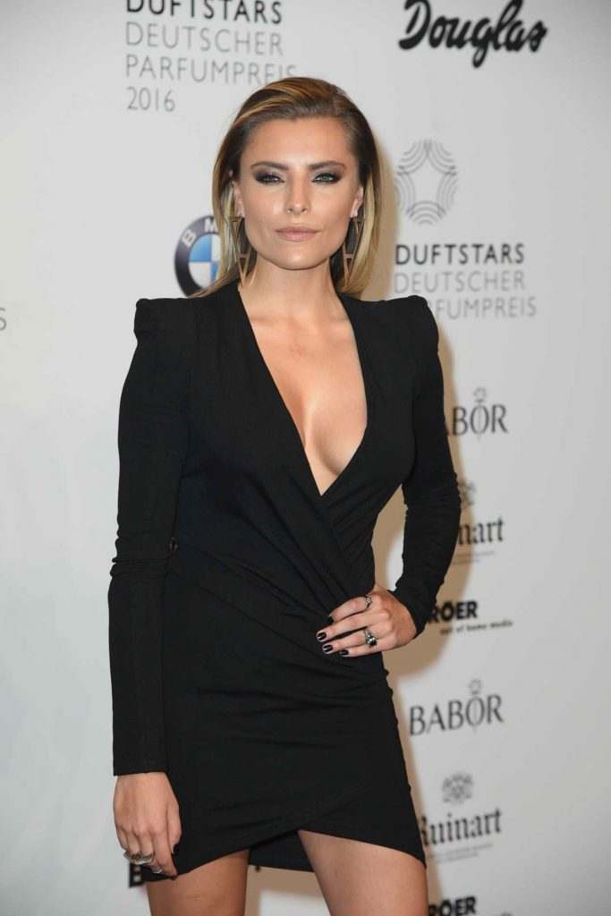 Sophia Thomalla at Duftstars Awards 2016 at Kraftwerk Mitte in Berlin 05/12/2016-1