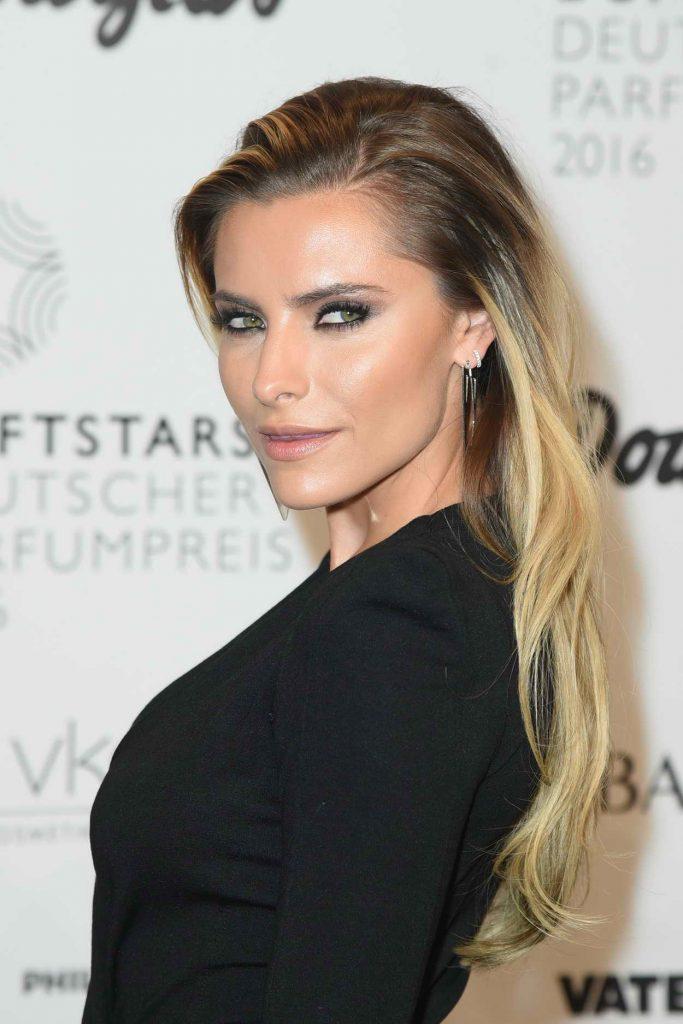 Sophia Thomalla at Duftstars Awards 2016 at Kraftwerk Mitte in Berlin 05/12/2016-2
