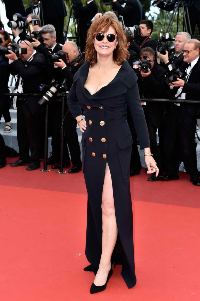 Susan Sarandon at the Money Monster Premiere at the 69th Annual Cannes Film Festival in Cannes 05/12/2016-2