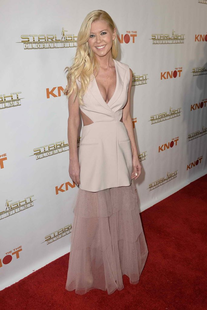 Tara Reid at the Tie The Knot Premiere in West Hollywood 05/04/2016-1