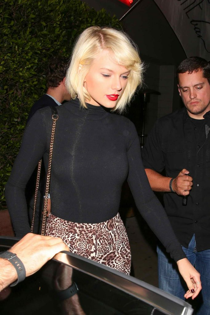 Taylor Swift Dines at Giorgio Baldi in LA 05/12/2016-4