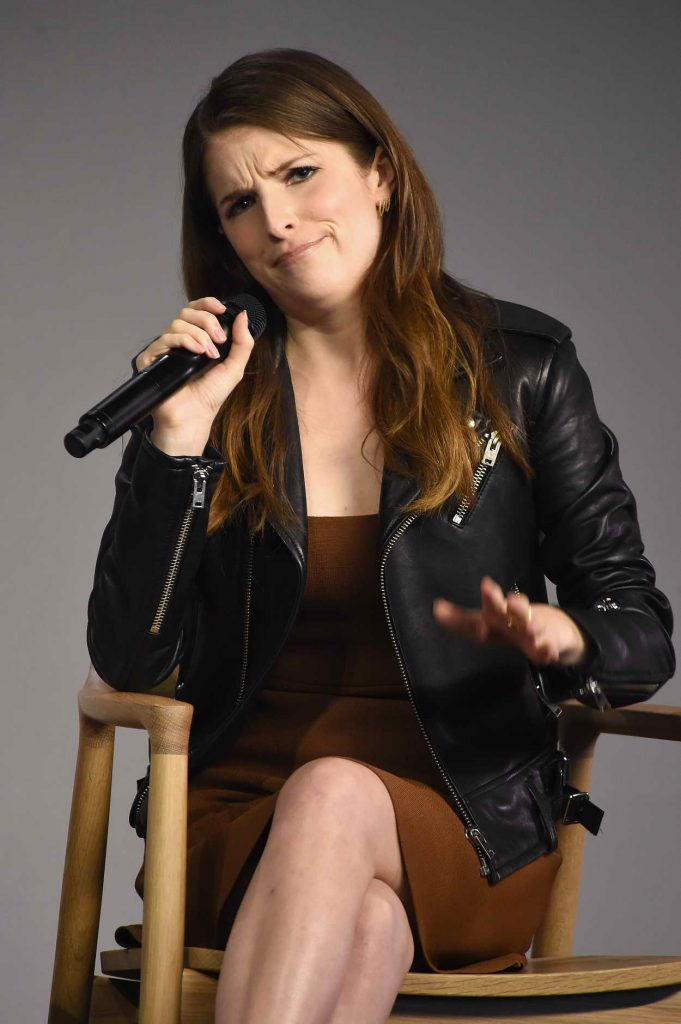 Anna Kendrick Was Promoted Mike and Dave Need Wedding Dates at the Apple Store in New York City 06/20/2016-2