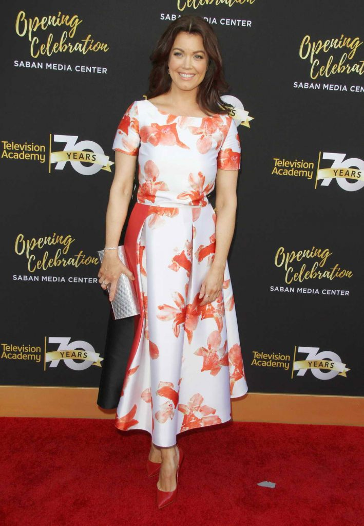 Bellamy Young at the Television Academy 70th Anniversary Celebration in Los Angeles 06/02/2016-1