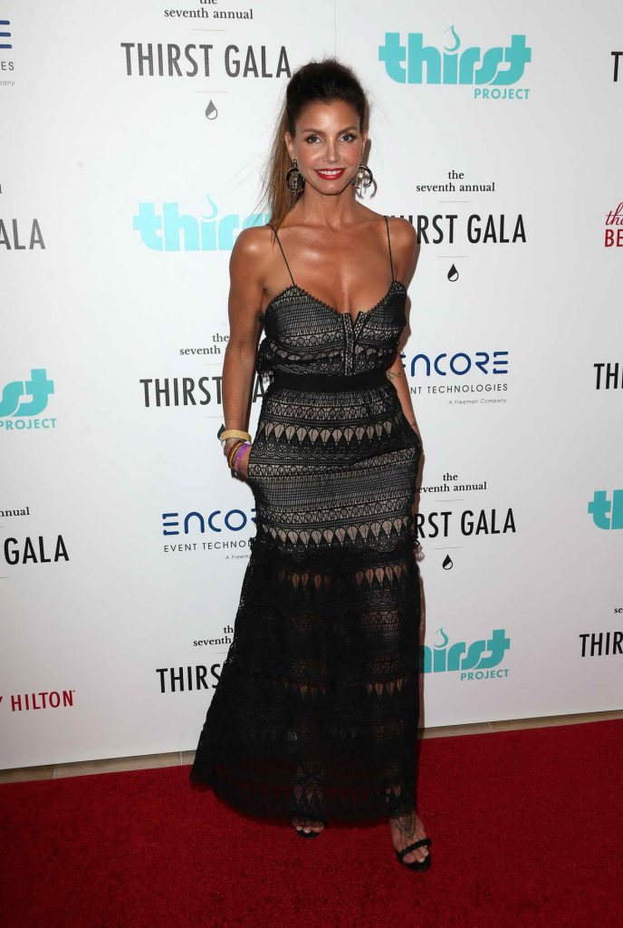 Charisma Carpenter at 7th Annual Thirst Gala at the Beverly Hilton Hotel in Beverly Hills 06/13/2016-1