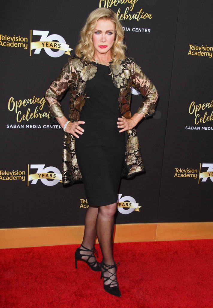 Donna Mills at the Television Academy 70th Anniversary Celebration in Los Angeles 06/02/2016-1