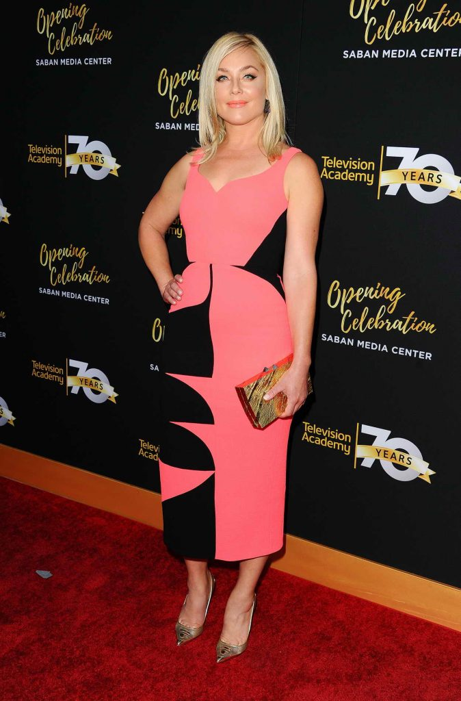 Elisabeth Rohm at the Television Academy 70th Anniversary Celebration in Los Angeles 06/02/2016-1