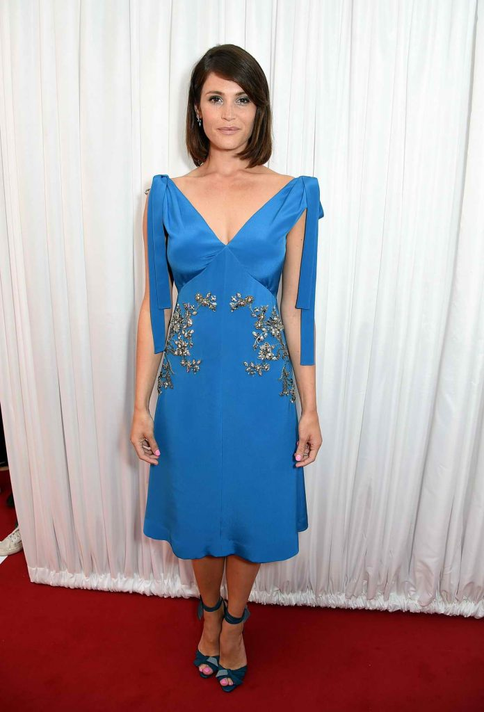 Gemma Arterton at 2016 Glamour Women of the Year Awards 06/07/2016-1