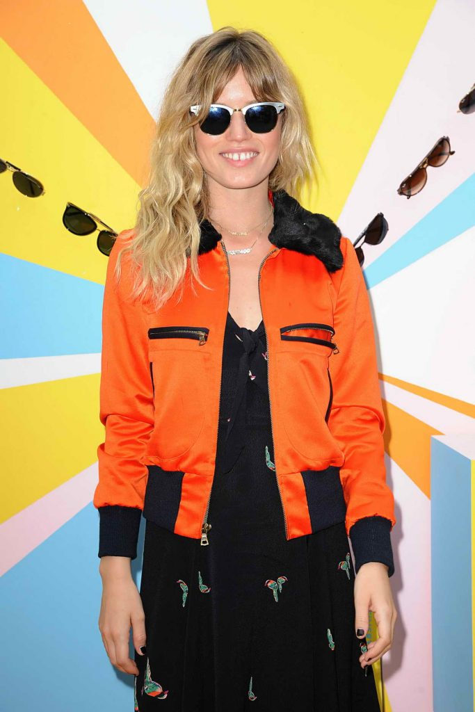 Georgia May Jagger Does Sunglass Hut Photocall in New York City 06/16/2016-4