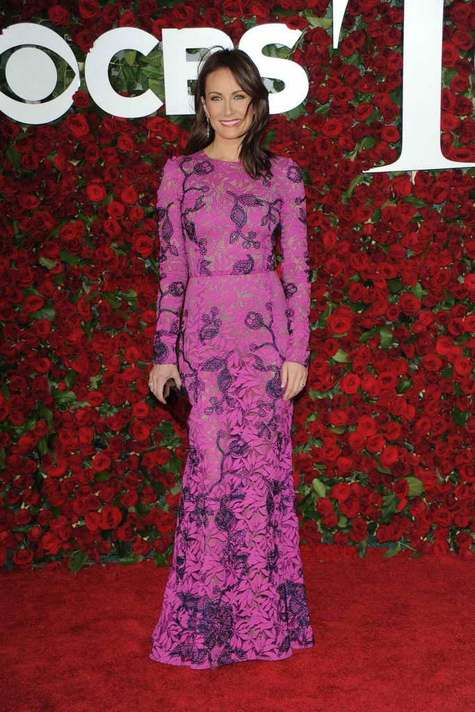 Laura Benanti at 2016 Tony Awards in New York 06/12/2016-2
