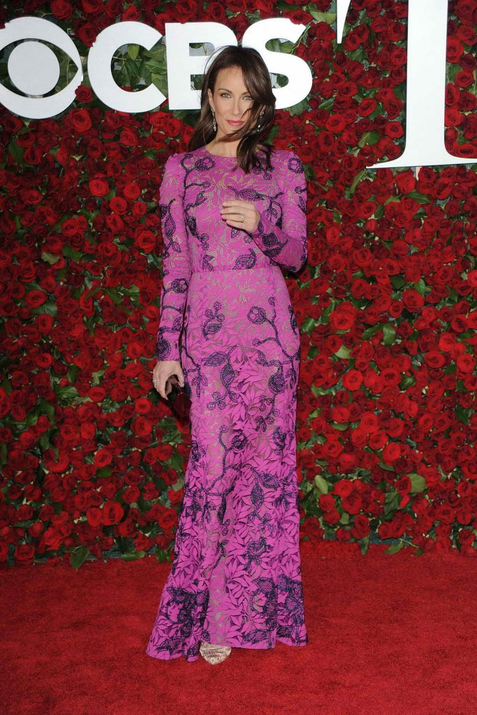 Laura Benanti at 2016 Tony Awards in New York 06/12/2016-3