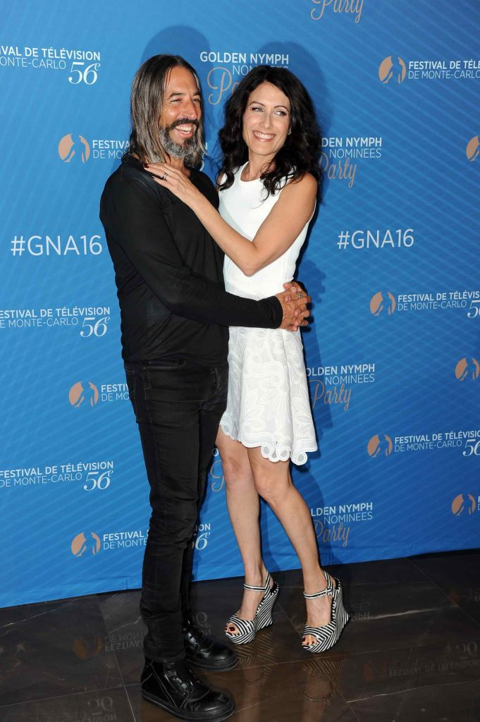 Lisa Edelstein at the Golden Nymph Nominee Party During Monte Carlo Television Festival 06/15/2016-4