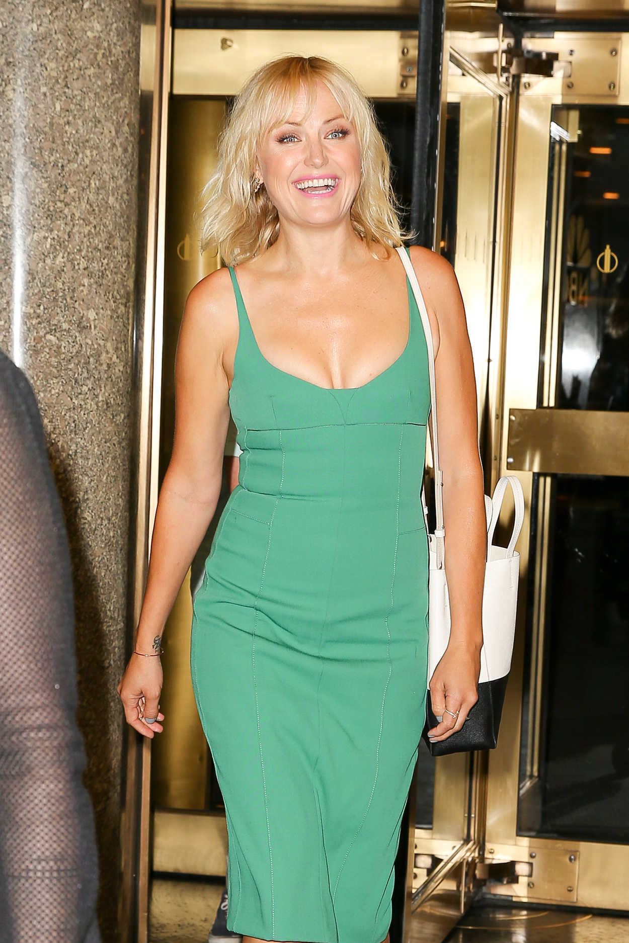 Malin Akerman Was Spotted Out in New York City 06/29/2016 ... Malin Akerman