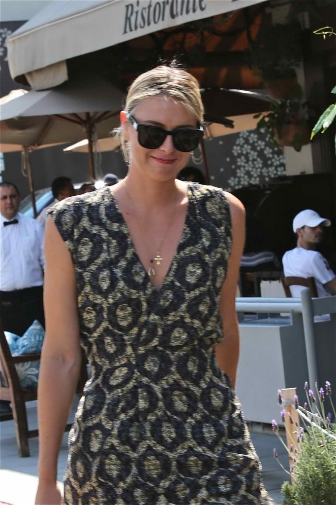 Maria Sharapova Was Spotted Out in Beverly Hills 06/21/2016-1