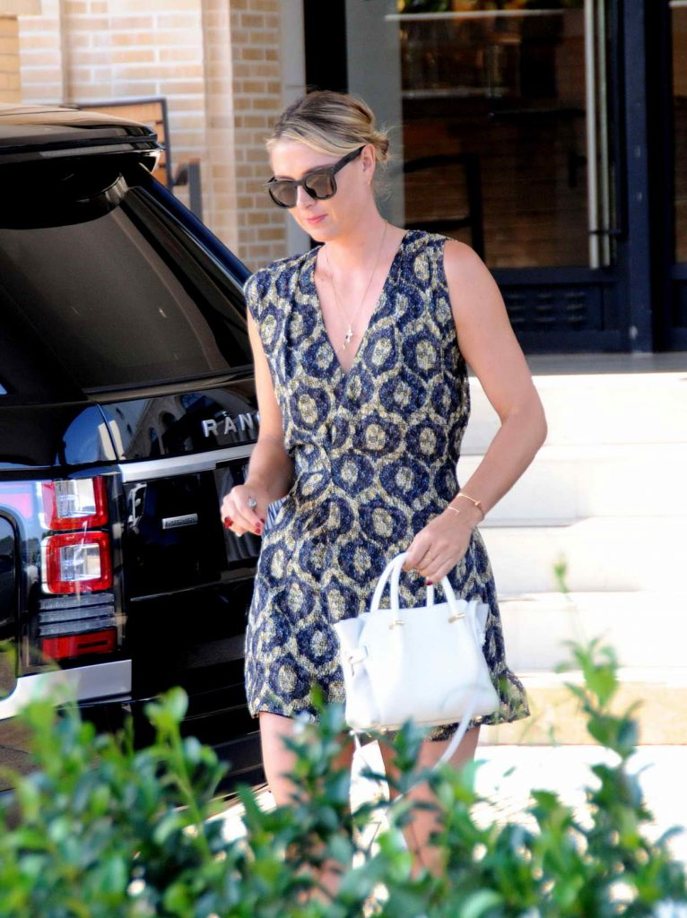Maria Sharapova Was Spotted Out in Beverly Hills 06/21/2016-5