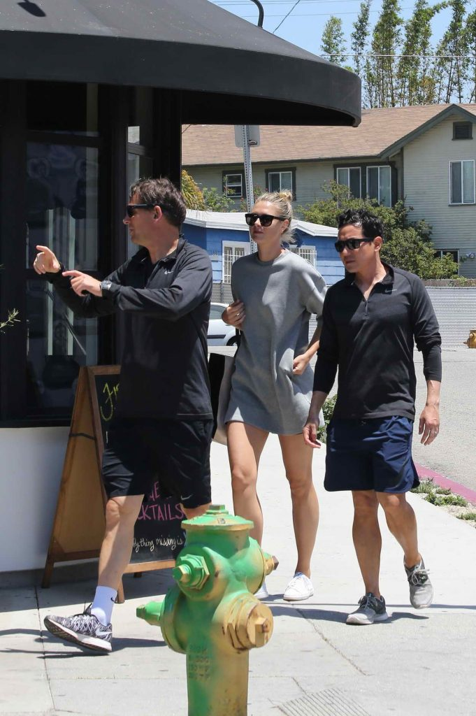 Maria Sharapova Was Spotted Out in Venice 06/19/2016-5