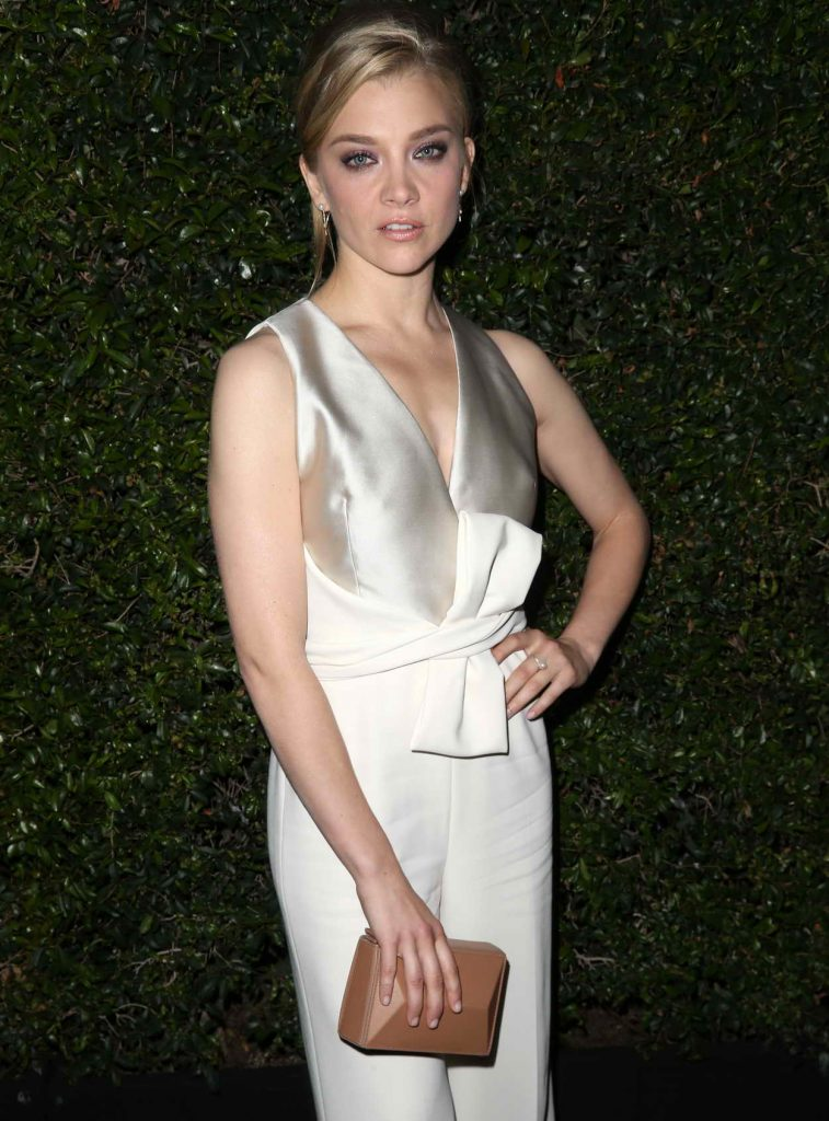Natalie Dormer at the 2016 Women in Film Max Mara Face of the Future Event in Los Angeles 06/14/2016-3