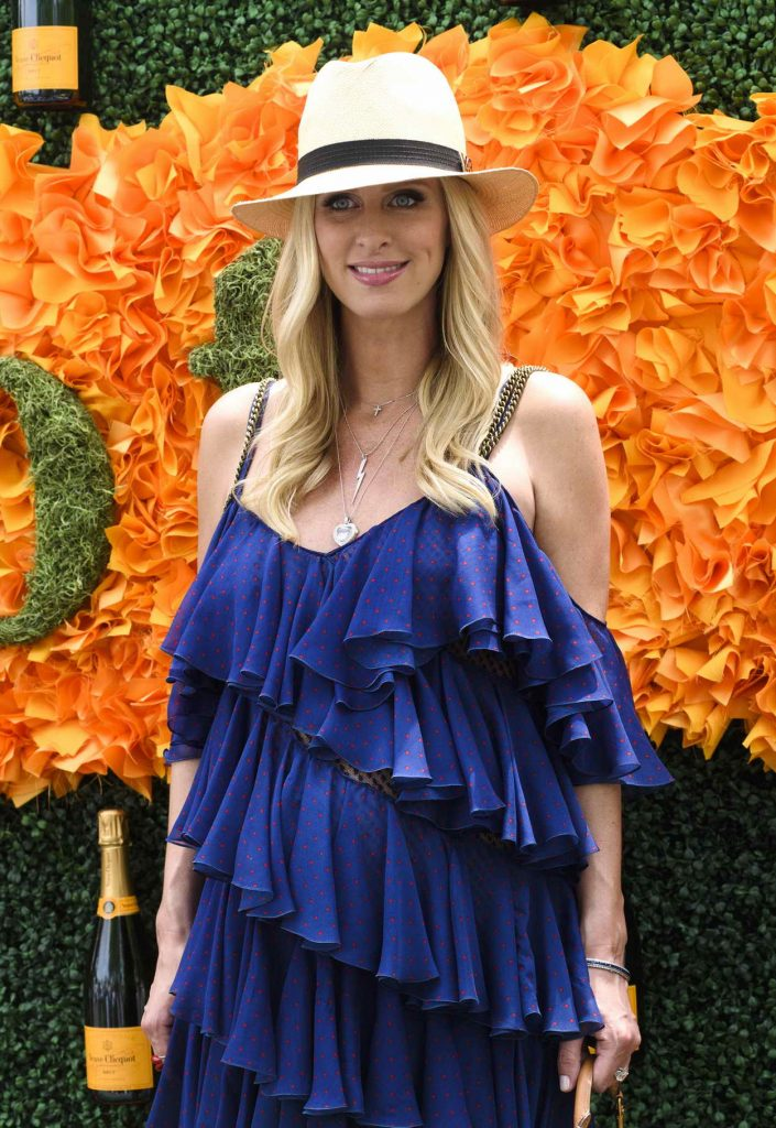 Nicky Hilton at the Ninth Annual Veuve Clicquot Polo Classic at Liberty State Park in New Jersey 06/04/2016-5