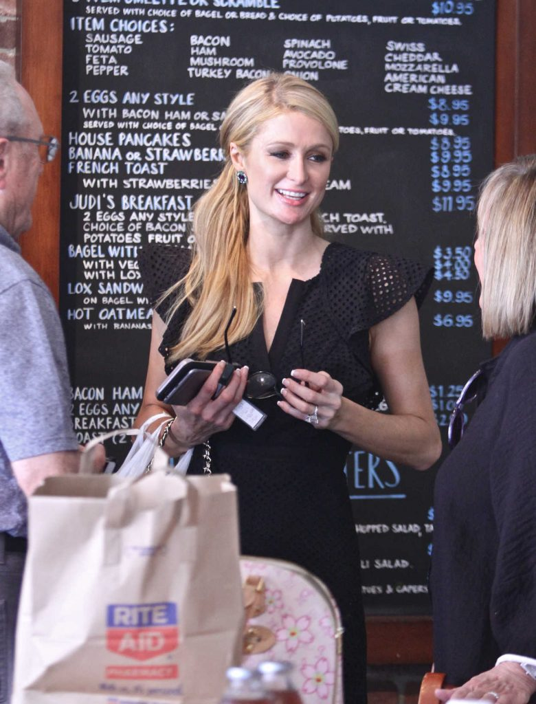 Paris Hilton Was Seen Out in Beverly Hills 06/27/2016-4