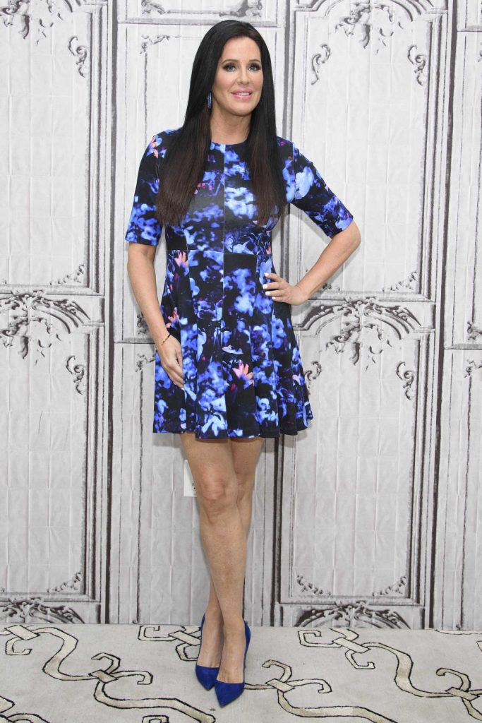 Patti Stanger at AOL Build Speaker Series in New York City 06/27/2016-1