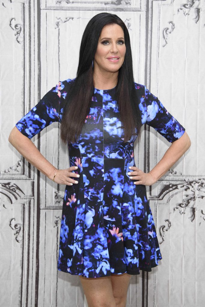 Patti Stanger at AOL Build Speaker Series in New York City 06/27/2016-2