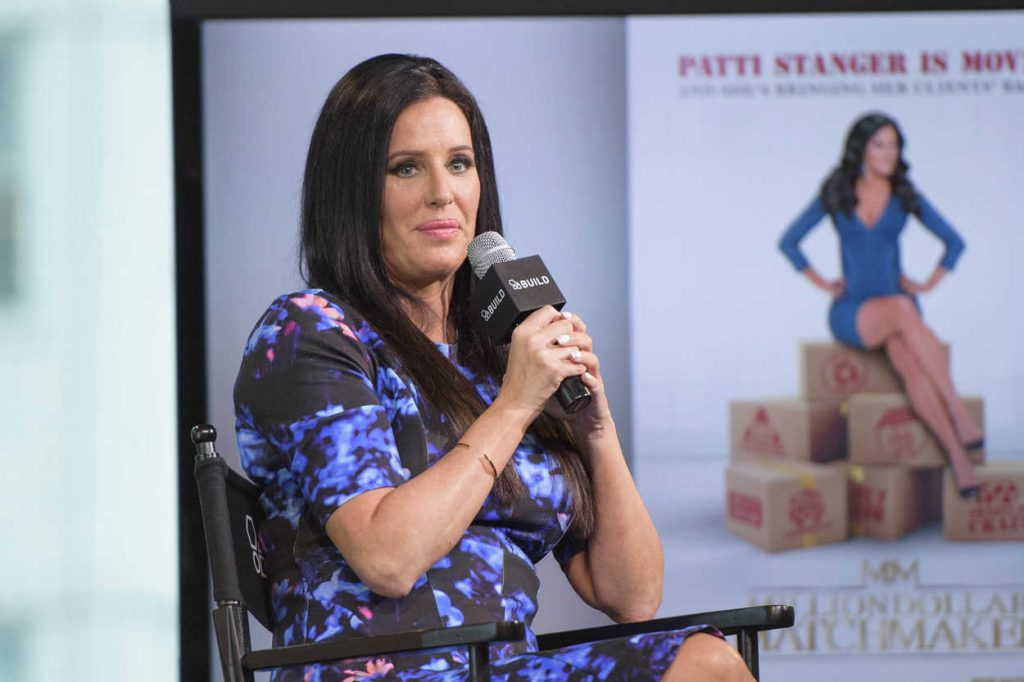 Patti Stanger at AOL Build Speaker Series in New York City 06/27/2016-4