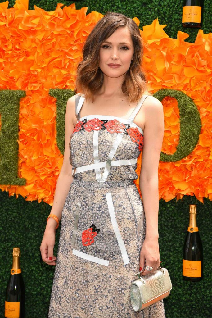 Rose Byrne at the Ninth Annual Veuve Clicquot Polo Classic at Liberty State Park in New Jersey 06/04/2016-1