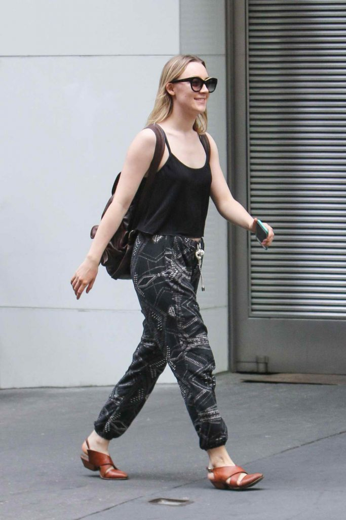 Saoirse Ronan Out in Manhattan, New York City 06/05/2016-4