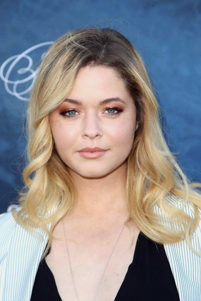 Sasha Pieterse at the Dead of Summer and Pretty Little Liars Screening in Los Angeles 06/15/2016-3