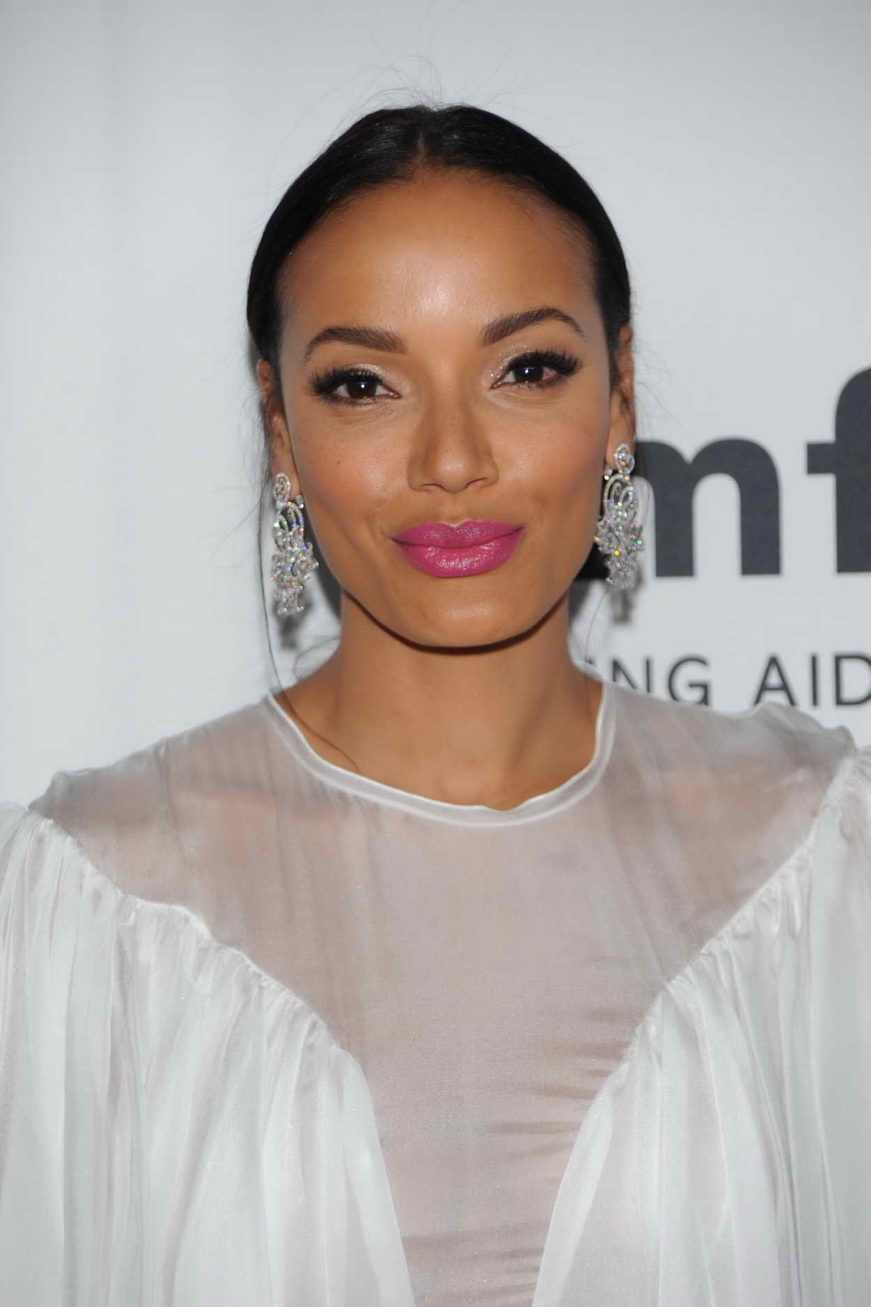 Selita Ebanks at 7th Annual amfAR Inspiration Gala in New ...