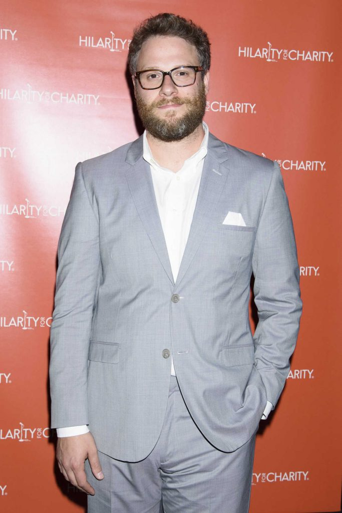Seth Rogen at Hilarity for Charity at Highline Ballroom in New York City 06/29/2016-1