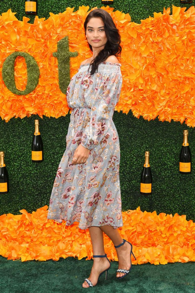 Shanina Shaik at the Ninth Annual Veuve Clicquot Polo Classic at Liberty State Park in New Jersey 06/04/2016-1