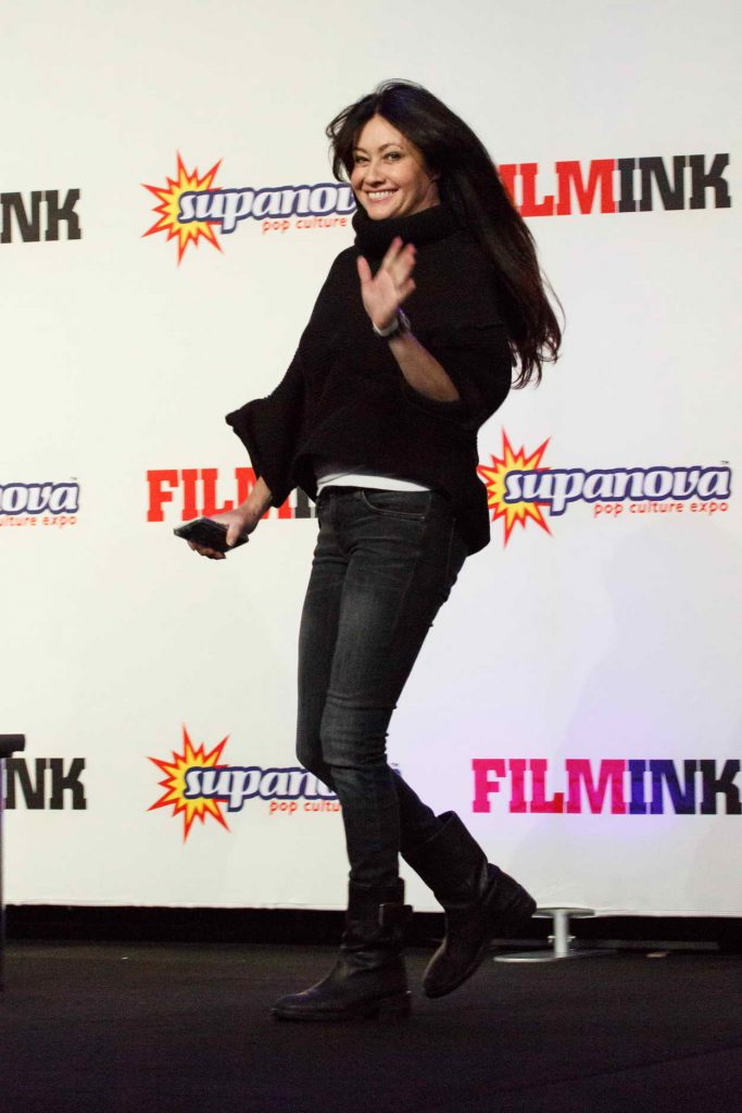 Shannen Doherty Questions and Answers at Supanova in Sydney 06/19/2016-1