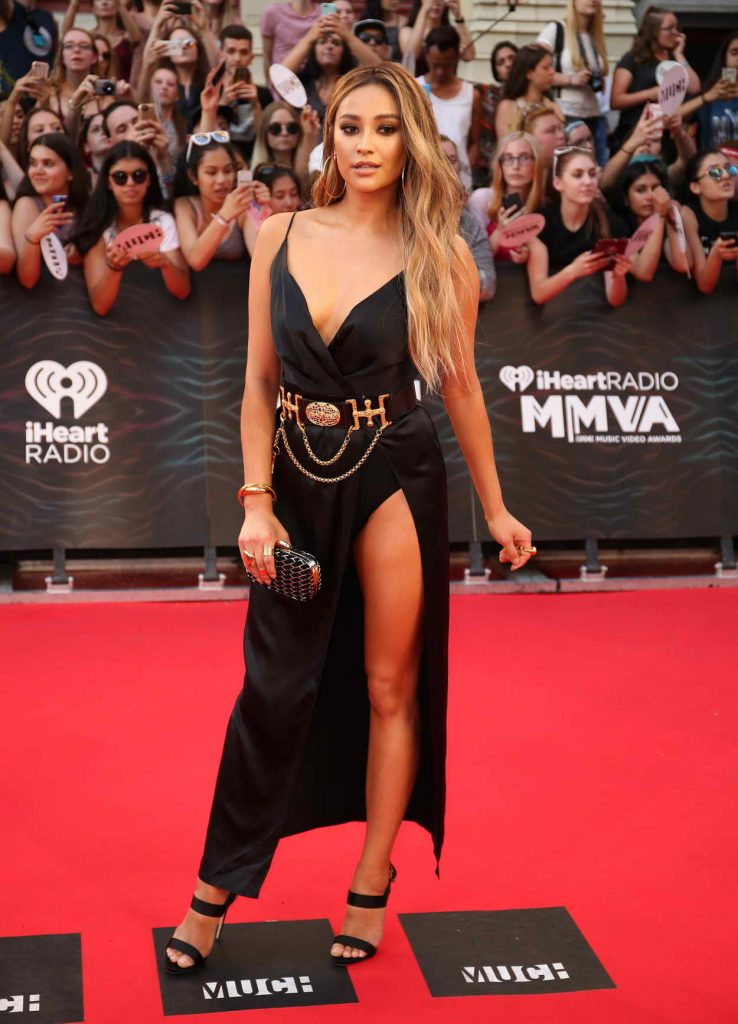 Shay Mitchell at MuchMusic Video Awards in Toronto 06/19/2016-1