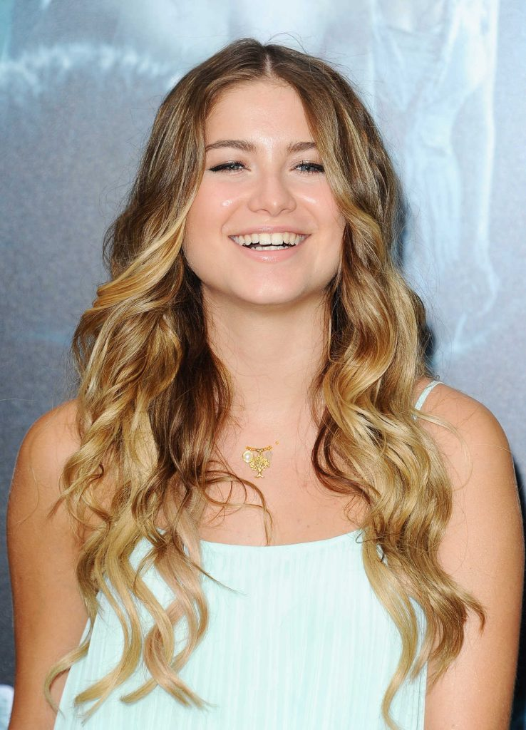 Sofia Reyes at The Legend Of Tarzan Premiere in Hollywood 06/27/2016-4