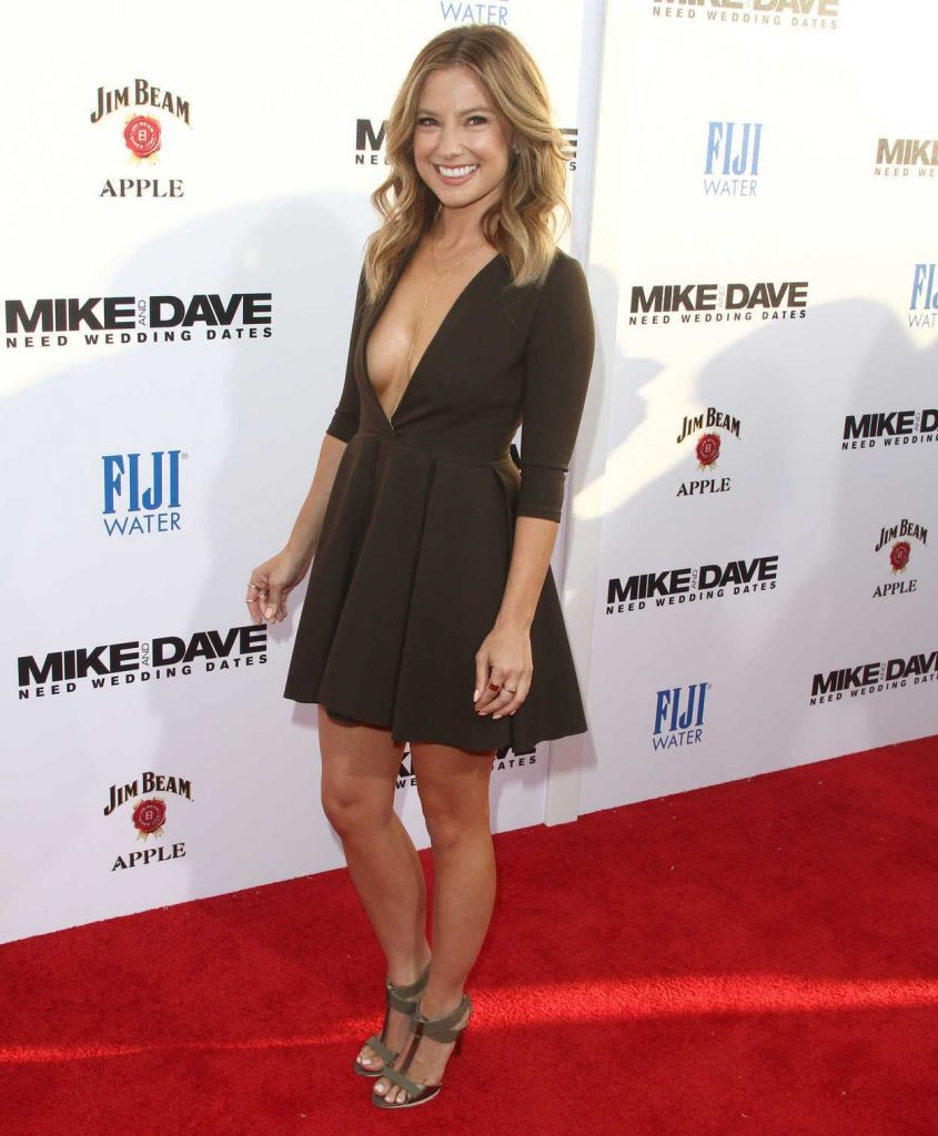 Sugar Lyn Beard at the Mike and Dave Need Wedding Dates Premiere in LA 06/29/2016-2