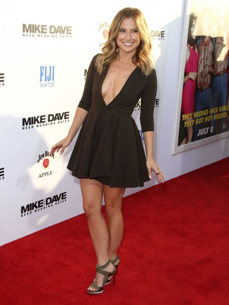 Sugar Lyn Beard at the Mike and Dave Need Wedding Dates Premiere in LA 06/29/2016-3