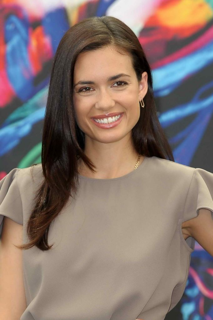 Torrey DeVitto at the Chicago Med Photocall During Monte Carlo Television Festival 06/14/2016-5