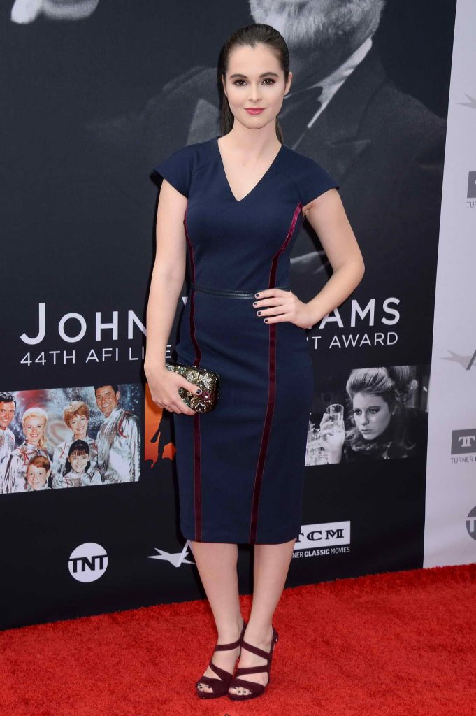 Vanessa Marano at AFI Life Achievement Award: A Tribute to John Williams in Los Angeles 06/09/2016-1