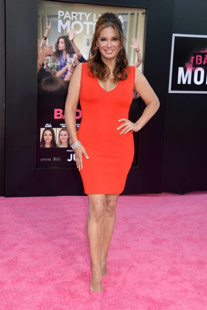 Alex Meneses at the Bad Moms Premiere in Los Angeles 07/26/2016-1