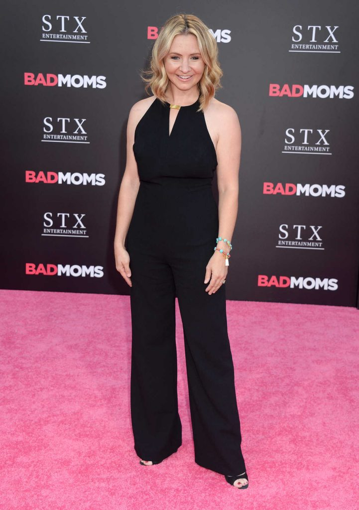 Beverley Mitchell at the Bad Moms Premiere in Los Angeles 07/26/2016-1