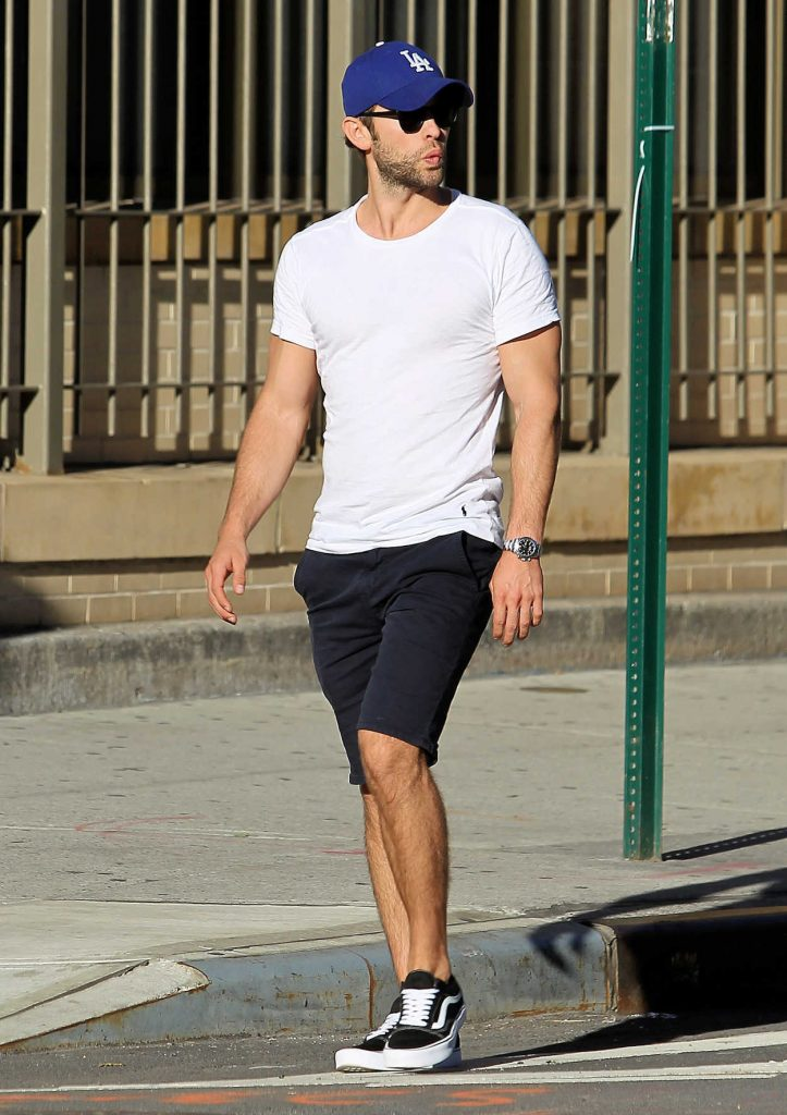 Chace Crawford Was Seen Out in Los Angeles 07/02/2016-2