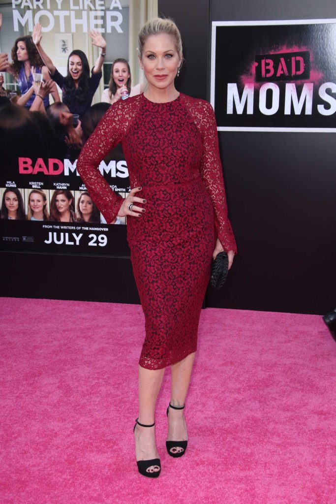 Christina Applegate at the Bad Moms Premiere in Los Angeles 07/26/2016-1