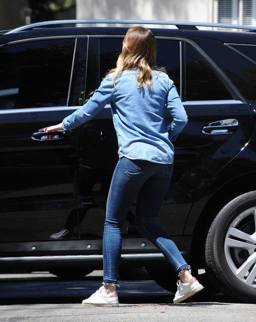 Emily Blunt Was Seen Out in Los Angeles 07/19/2016-4