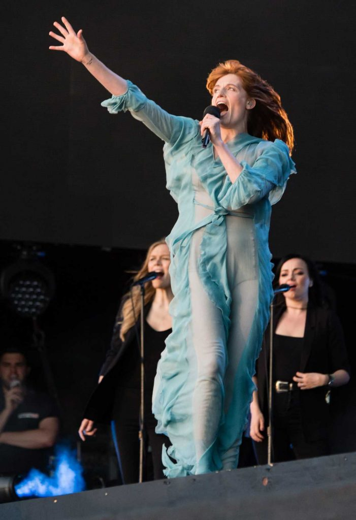florence welch amy winehouse back - photo#43