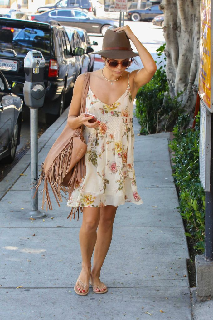 Jenna Dewan Was Seen Out in West Hollywood 07/27/2016-1