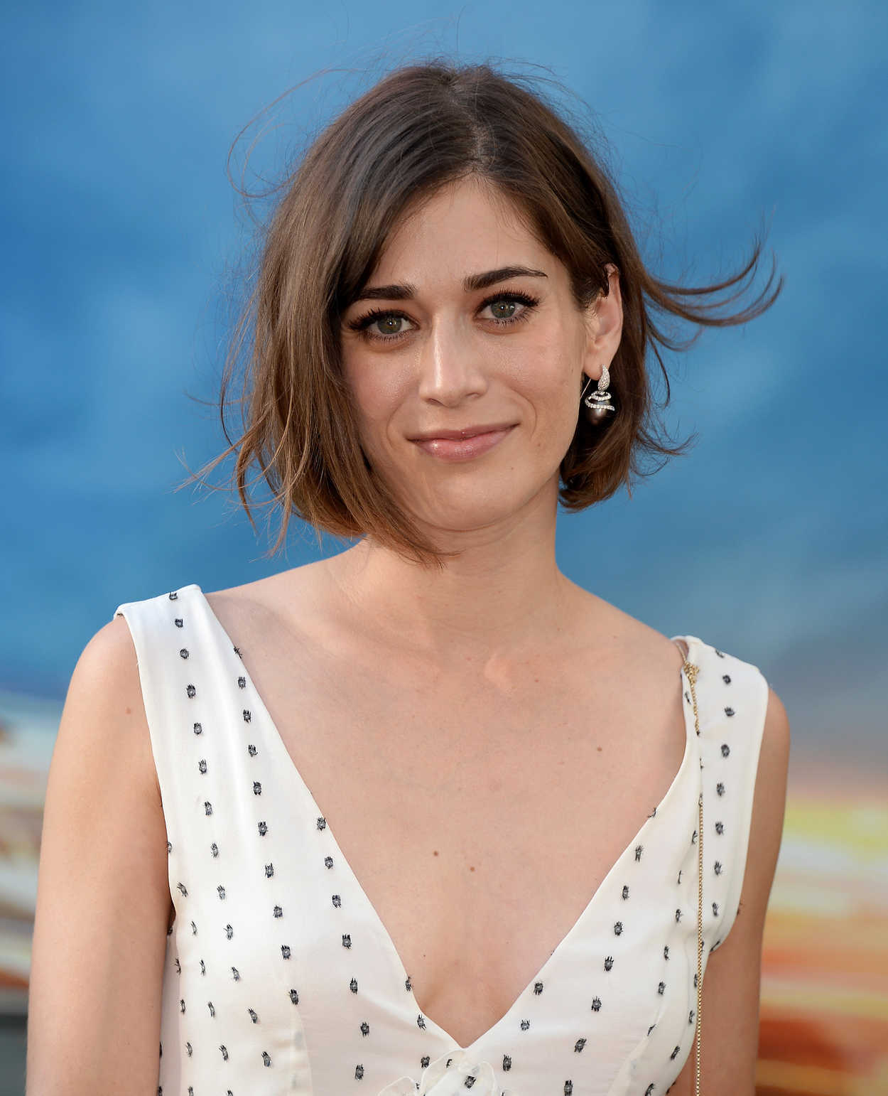 Lizzy caplan save the date 3