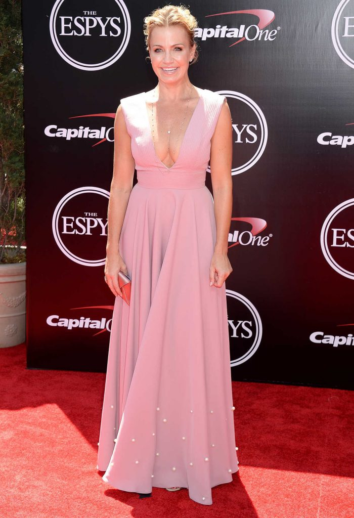 Michelle Beadle at ESPY Awards in Los Angeles 07/13/2016-1