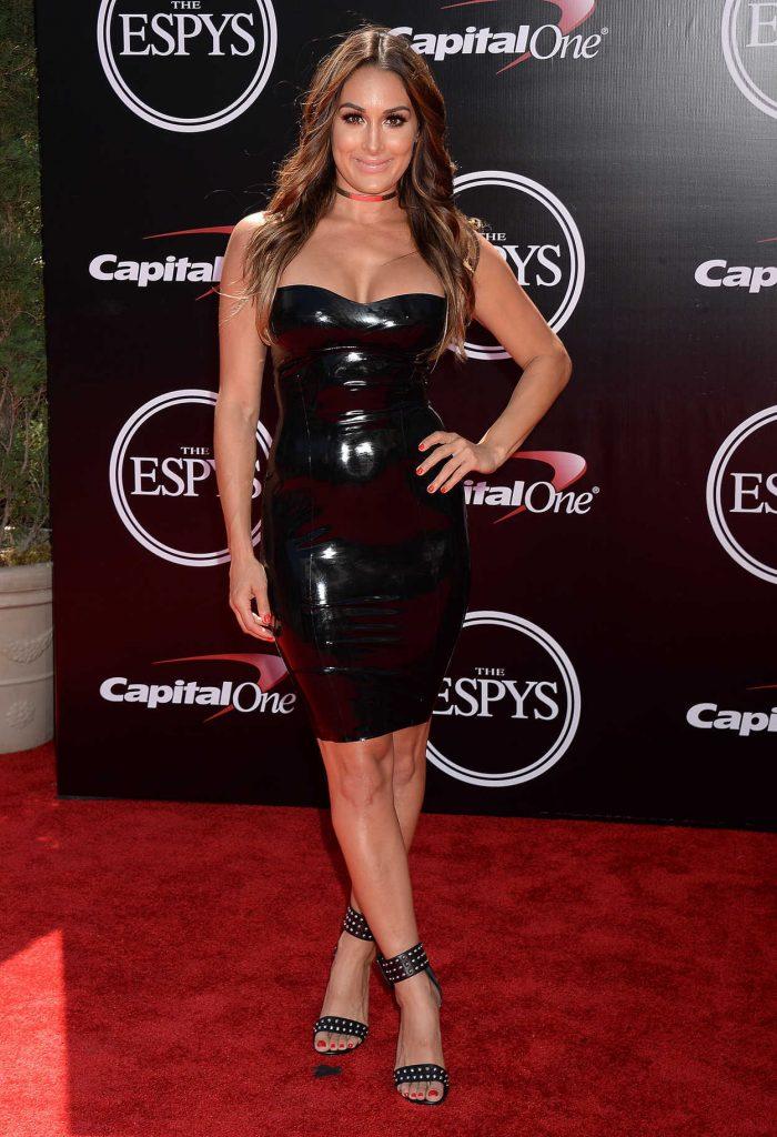 Nikki Bella at ESPY Awards in Los Angeles 07/13/2016-1